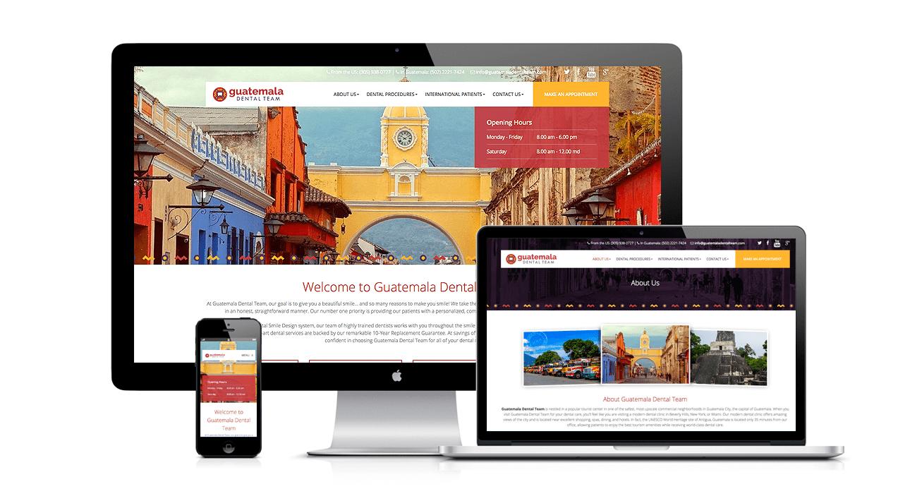 GDT-website