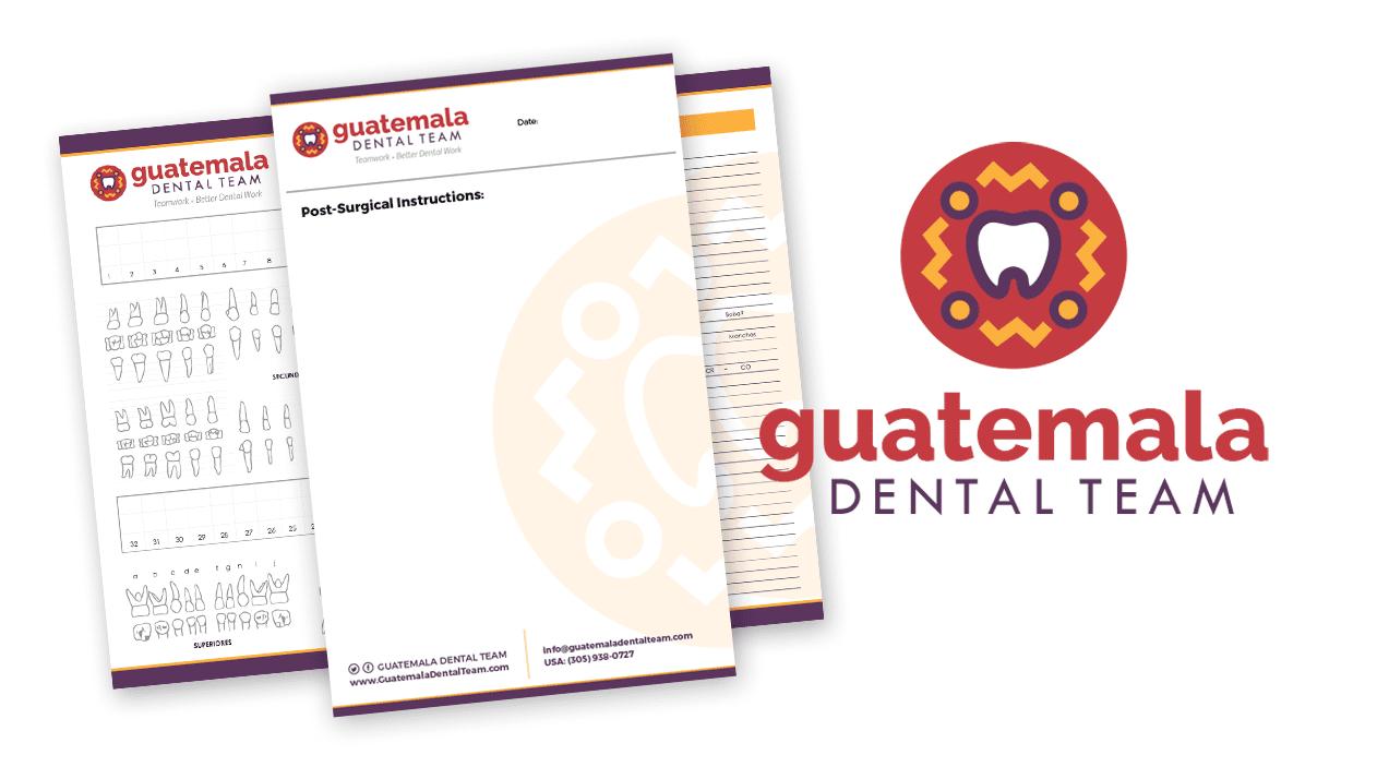 Guatemala-Dental-Team-Logo