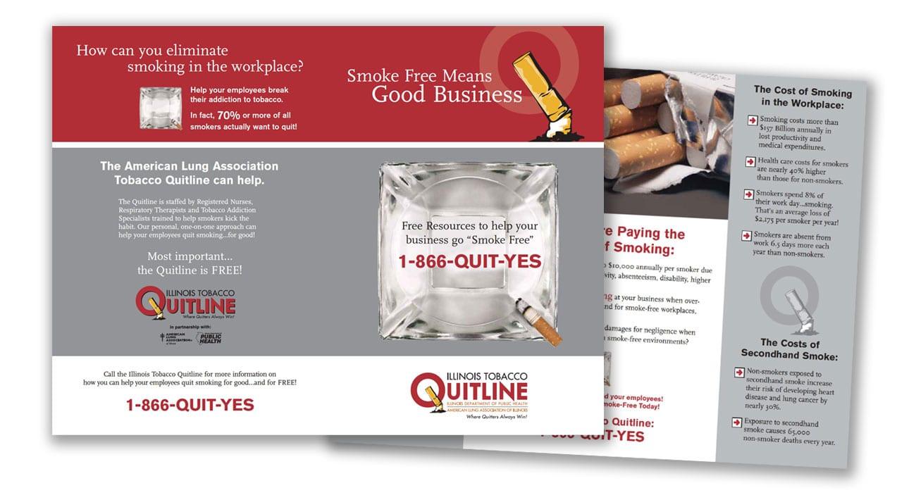 Quitline-brochure