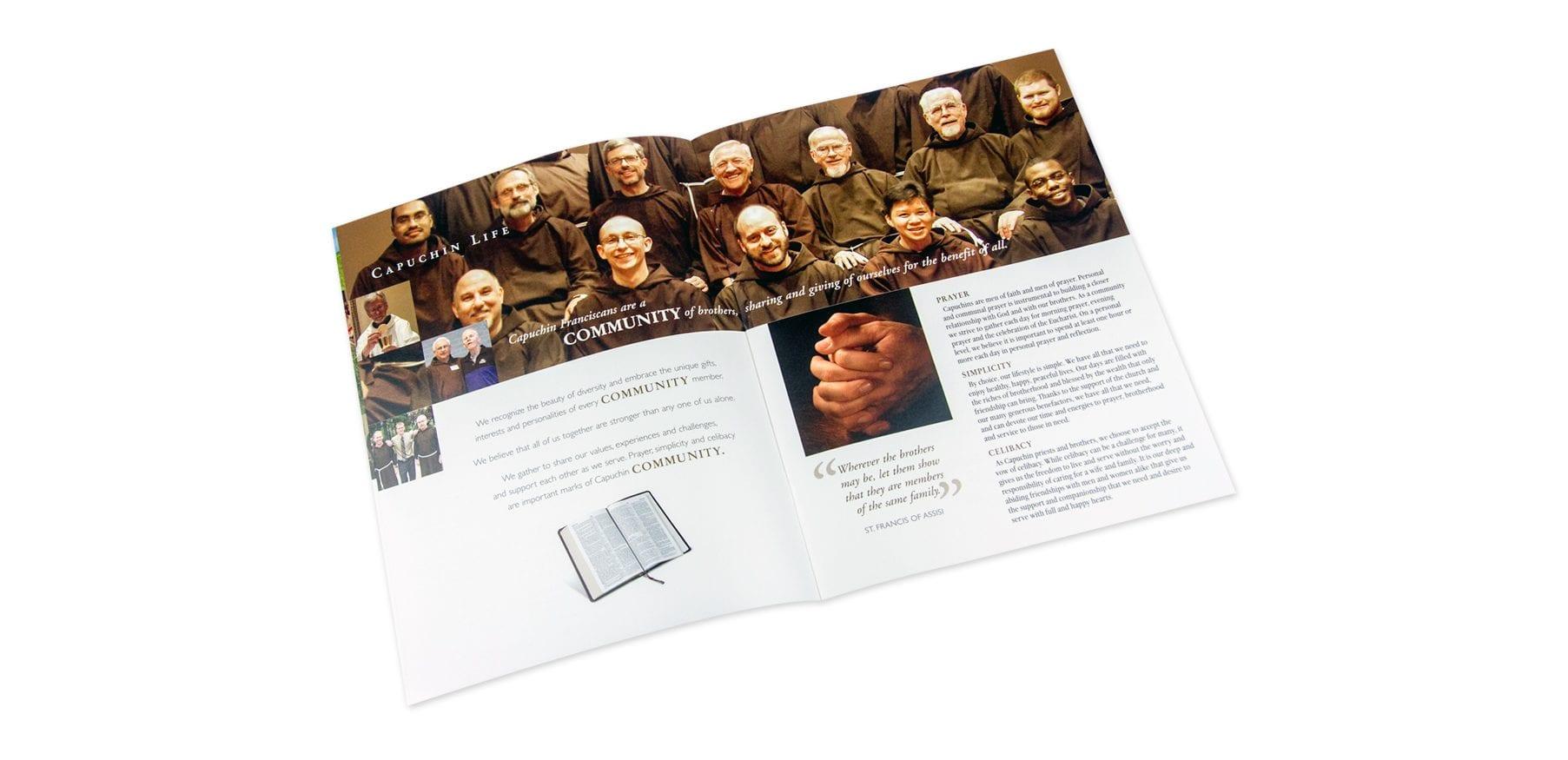 Capuchin Franciscan Friars