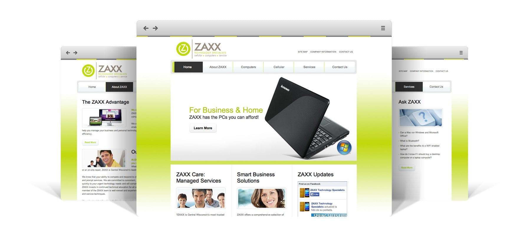 ZAXX Technology Specialists